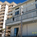 Panama City Condo Construction | Balcony Photo 1